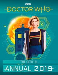 Doctor Who Official Annual 2019