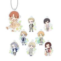 Hetalia The World Twinkle Relax Style Acrylic Key Chain