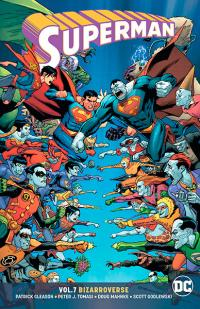 Superman Rebirth Vol 7: Bizarroverse