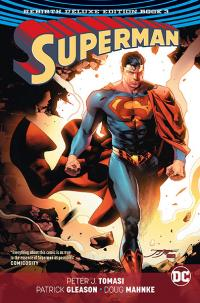 Superman Rebirth Deluxe Collection Book 3