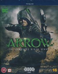 Arrow, The Complete Sixth Season