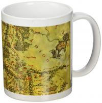 Lord of the Rings Middle Earth Mug