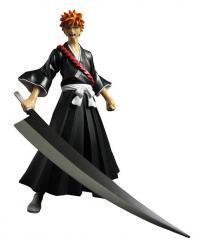Action Figure Ichigo Kurosaki 15 cm