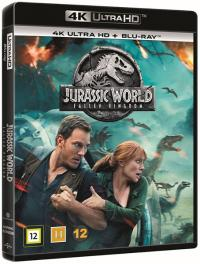 Jurassic World: Fallen Kingdom (4K Ultra HD+Blu-ray)