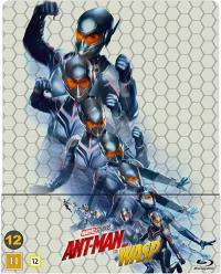 Ant-Man and The Wasp (Steelbook)