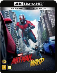Ant-Man and The Wasp (4K Ultra HD+Blu-ray)