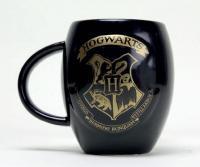 Harry Potter Oval Mug Hogwarts Gold