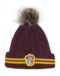 Harry Potter Beanie Pompom Gryffindor
