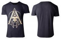 Assassin's Creed Odyssey Spartan Helmet Logo