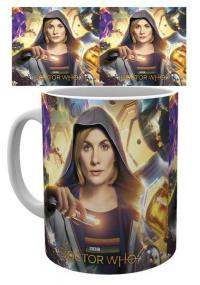 13th Doctor Universe Calling Mug