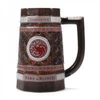 Embossed Stein Mug: Targaryen