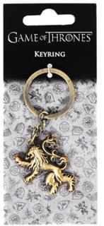 Sculpted Keyring: Lannister