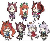 Nendoroid Plus Trading Rubber Key Chain
