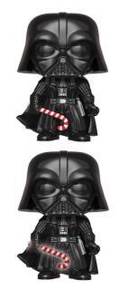 Darth Vader Holiday Pop! Vinyl Figure Bobble Head