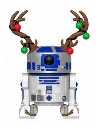 R2-D2 Holiday Pop! Vinyl Figure Bobble Head