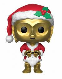C-3PO Holiday Pop! Vinyl Figure Bobble Head