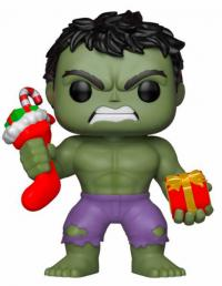 Holiday Hulk with Stocking & Present Pop! Vinyl Figure
