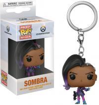 Overwatch Sombra Pop! Vinyl Figure Keychain