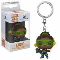 Overwatch Lucio Pop! Vinyl Figure Keychain