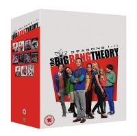 The Big Bang Theory, Season 1-11