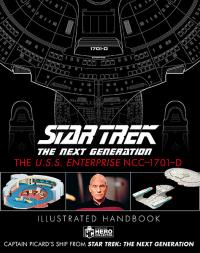 The U.S.S. Enterpriseprise NCC-1701-D Illustrated Handbook
