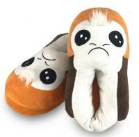Star Wars Porg Ladies 3D Slippers