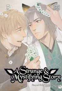 A Strange and Mystifying Story Vol 5