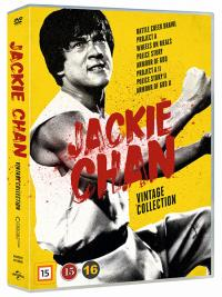 Jackie Chan Vintage Collection