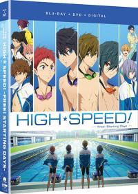 Free! High Speed Starting Days the Movie