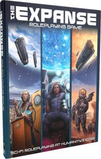 The Expanse Roleplaying Game Core Rules