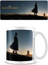 Doctor Who 13th Doctor New Dawn Coffee Mug