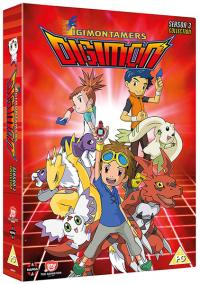 Digimon: Digimon Tamers, Season 3