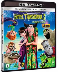 Hotel Transylvania 3: A Monster Vacation (4K Ultra HD+Blu-ray)