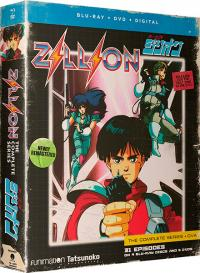 Zillion Complete Series