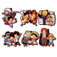 Rubber Mascot BuddyColle Luffy Special