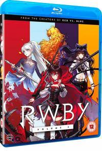 RWBY Vol 4