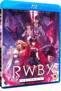 RWBY Vol 5