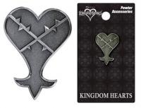 Heartless Crest Pin