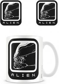 Alien Mug Icon