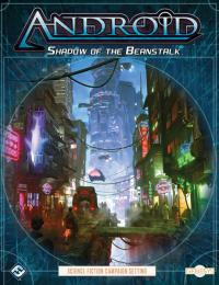 Shadow of the Beanstalk - Science Fiction Campaign Setting