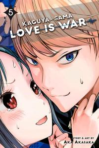 Kaguya-Sama: Love is War Vol 5