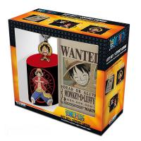 One Piece Gift Box: Mug, Notebook & Keychain
