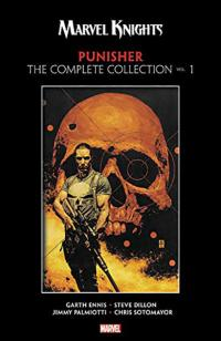 Marvel Knights: Punisher Complete Collection Vol 1