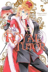 Royal Tutor Vol 7