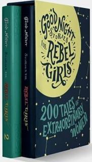 Good Night Stories for Rebel Girls Boxed Gift Set