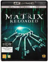 Matrix Reloaded (4K Ultra HD+Blu-ray)