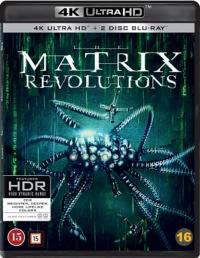 Matrix Revolutions (4K Ultra HD+Blu-ray)