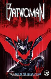 Batwoman Vol 3: Fall of the House of Kane