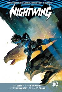 Nightwing Rebirth Deluxe Collection Book 3