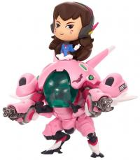Cute but Deadly Vinyl Figure D.Va & Meka 13 cm